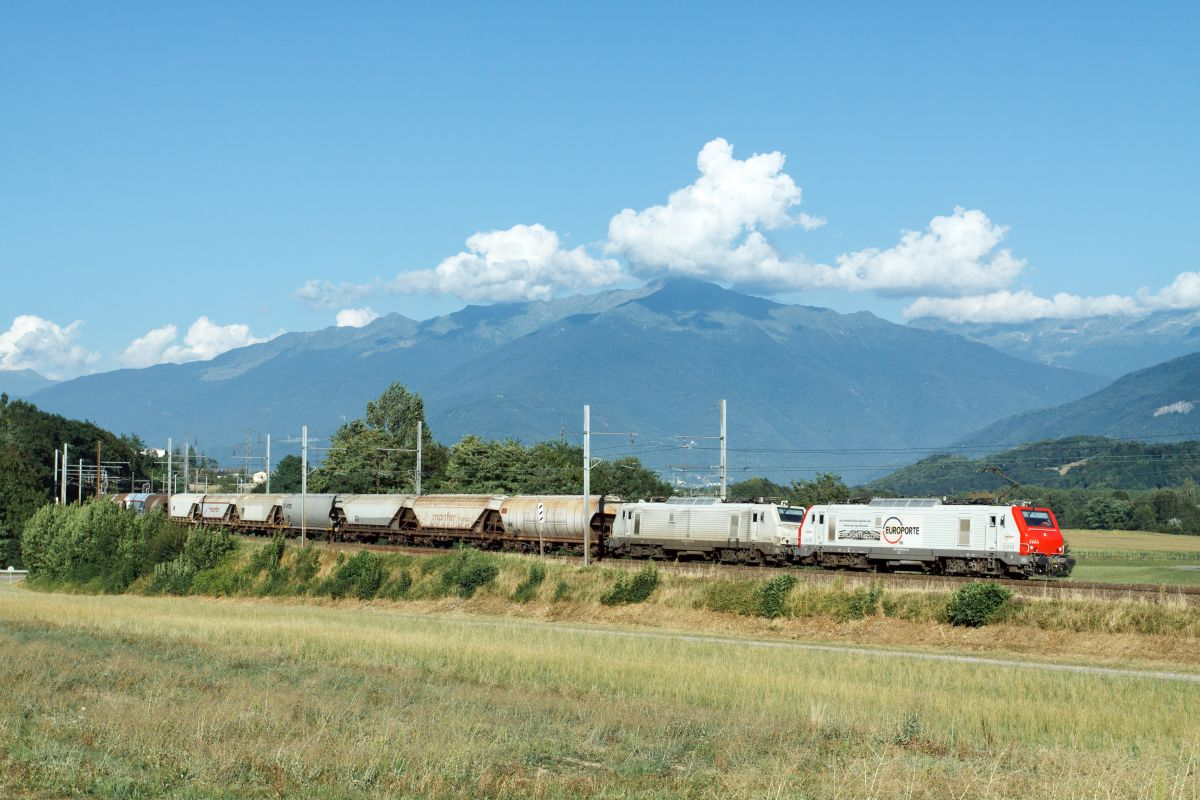 Non-Incumbent Operators Exceed One Third of European Rail Freight Market