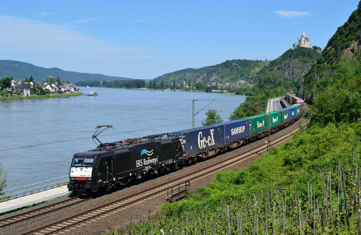 COVID19 Creating a Fair and Balanced Temporary State Aid Framework for Rail Freight