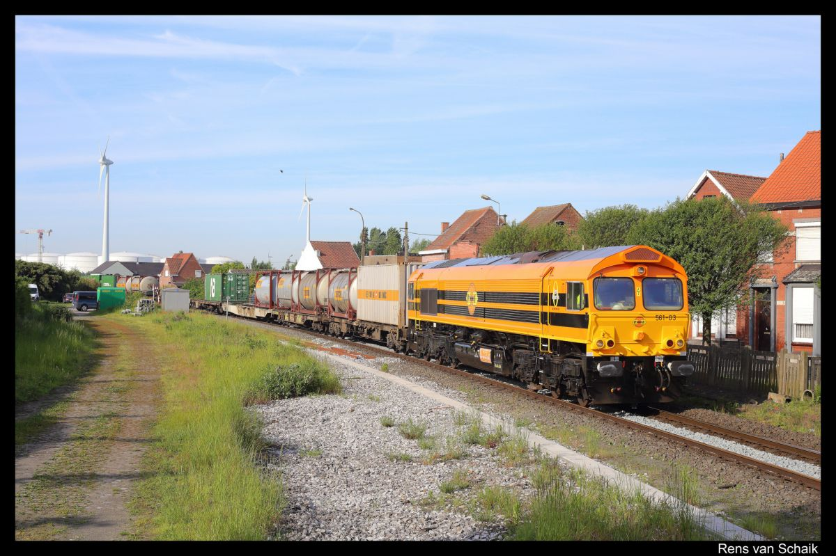 ERFA Welcomes Council Focus on Rail Freight