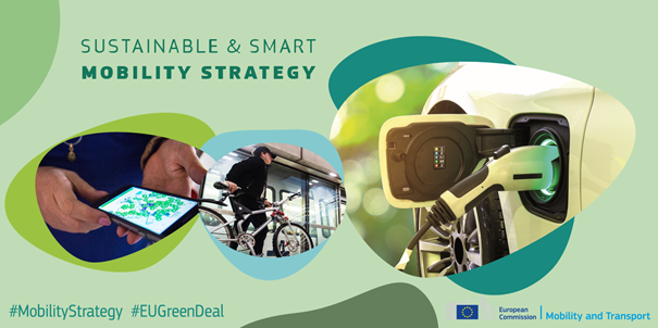 Sustainable and Smart Mobility Strategy - An Important Step Towards an Ambitious Legal Framework for Rail Freight