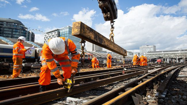 Adoption of the new EU rules to improve rail infrastructure works